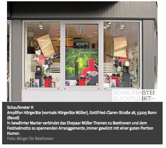 Amplifon Hörgeräte in Bonn-Beuel ist Sieger