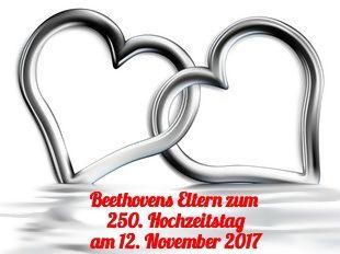 Den 250 Hochzeitstag Von Beethovens Eltern Burger Fur Beethoven