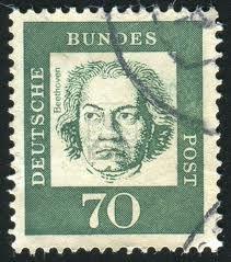 Dass Nach 45 Jahren Eine Beethoven Briefmarke Längst überfällig Ist